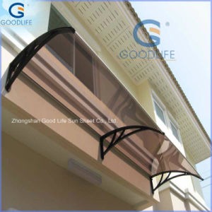 8mm Transparent Polycarbonate Roofing Thermal Protection Carport Panels pictures & photos