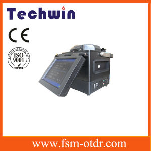Techwin Brand Splicing Machine Optical Fiber Splicer pictures & photos