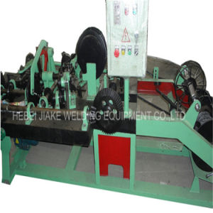 Professional Factory Provided CS-B Barbed Wire Machine pictures & photos