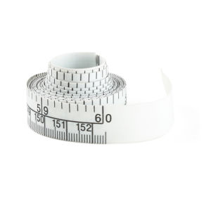 New Product Personalized Promotioinal PE Material Soft Tailor Measuring Tape pictures & photos