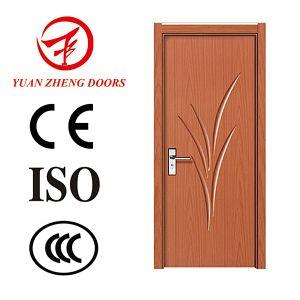 Wood Door Pictures PVC MDF Door Designs pictures & photos