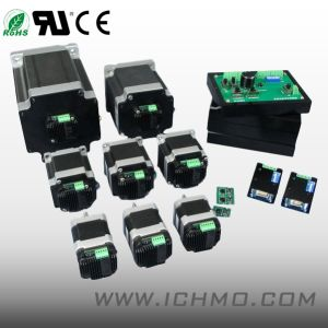 Integrated Stepper Motor with Good Quality (HI Series) pictures & photos