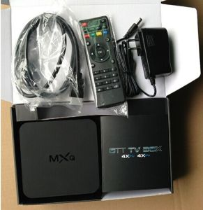 Quad Core 2.0GHz 1GB 8GB Android TV Box pictures & photos