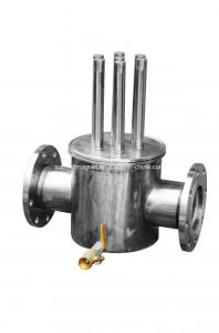 Permanent Magnetic Liquip Trap, Stainless Steel