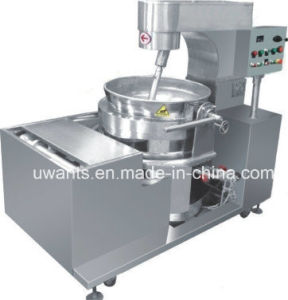 Large Gas Heating Way Cooking Pot for Food Company pictures & photos