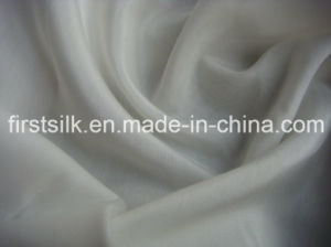30%Silk 70%Cotton Silk Cotton Chiffon Fabric pictures & photos