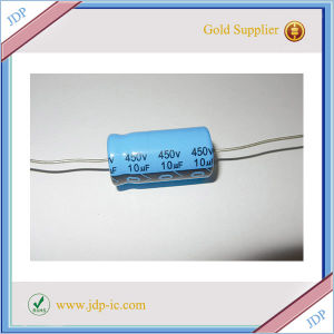 Capacitor 450V 10UF pictures & photos