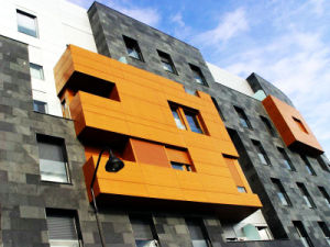 Phenolic Laminate Waterproof Exterior Wall Cladding pictures & photos