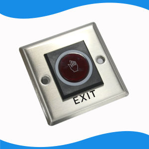 Infrared No Touch Access Control Door Exit Button pictures & photos