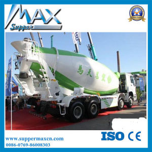 Sinotruk HOWO 8X4 16 Cubic Meters Concrete Mixer Truck pictures & photos