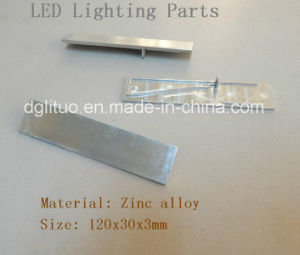 LED Lighting Zinc Alloy Die Casting Parts pictures & photos