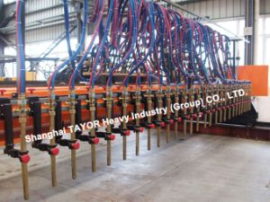 Rotation Oxy-Fuel Cutting Machine pictures & photos