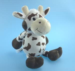 Sitting Animal Plush Toy Horse pictures & photos