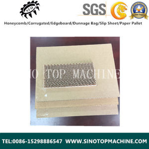 Paper Corrugated Board for Cabinet pictures & photos