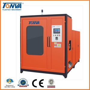 Tonva 10liter Hydraulic System Extrusion Blow Moulding Machine pictures & photos