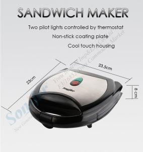 Sandwich Grill Sf-6002 Sandwich Waffler Breakfast Maker pictures & photos