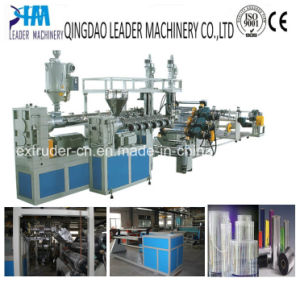 3 Layers ABA Type PP/PS/HIPS Thermoforming Sheet Extrusion Line pictures & photos