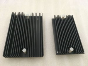 Small Aluminum Heat Sinks with Stamping for Communication Set up Box pictures & photos