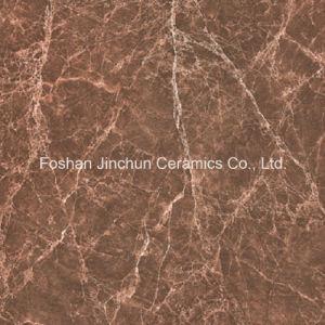Coffee Color Marble Design 600*600 Ceramics Floor Rustic Tile pictures & photos