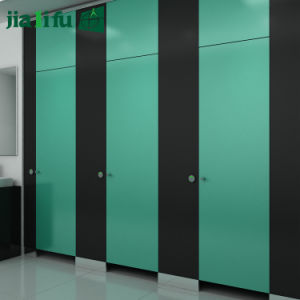 Jialifu Compact Laminte Toilet Bathroom Shower Partition pictures & photos