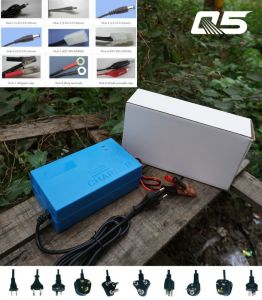 24V3A Automatic Trickle Lead acid battery Charger Storage Battery Charger pictures & photos