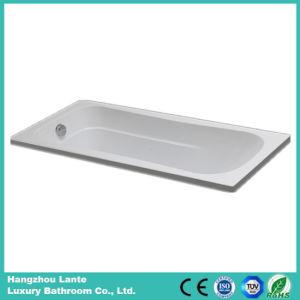 Freestanding Drop-in Drain Bathtub (LT-20P) pictures & photos
