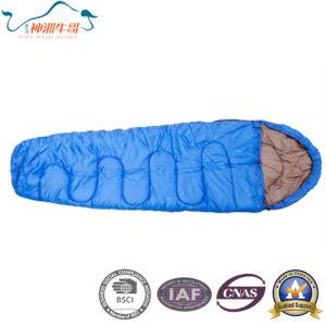 190t Polyester Mummy Sleeping Bag Waterproof