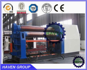 Four Rollers Bending Machine Steel Plate Rolling Machine TW12NC pictures & photos
