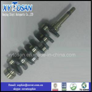 High Quality Crankshaft Part V2203 V2403 for Kubota Diesel Engine pictures & photos