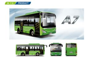 7.2m Electric City Bus, Full Electric Bus pictures & photos