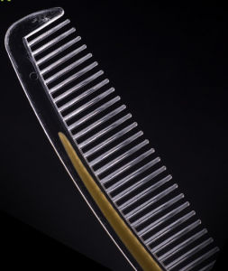 Plastic Comb with Print Logo Cardboard Box pictures & photos