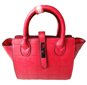 New Trend Fashion Women PU Leather Shoulder Bag pictures & photos