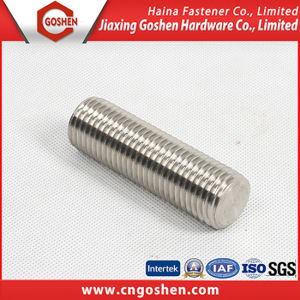 DIN975 Stainless Steel Stud Bolt /Threaded Rod pictures & photos