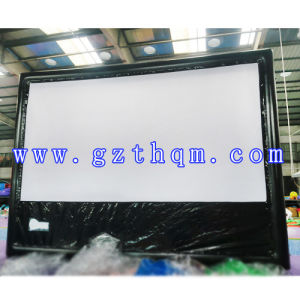 Projection Screen/Inflatable Advertising Screen pictures & photos