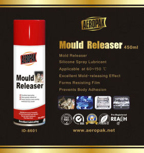 Silicone Based Mould Releaser Silicone Oil Spray pictures & photos