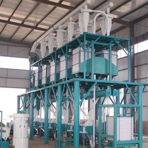 38 Ton Per Day Wheat Flour Milling Machine (6FTF-38) pictures & photos