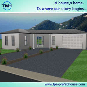 Prefab Villa House Design on Sell pictures & photos
