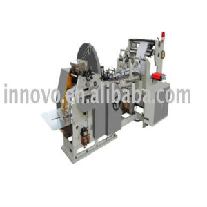 Automatic High Speed Food Paper Bag Making Machine pictures & photos