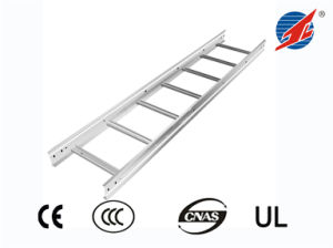 Carbon Steel Q235 Hot DIP Galvanized Cable Ladder pictures & photos