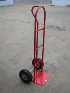 Hand Trolley Ht1805 Double Wheel pictures & photos