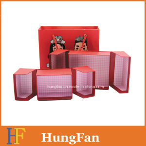 Wedding Celebration Gift Package Paper Box pictures & photos