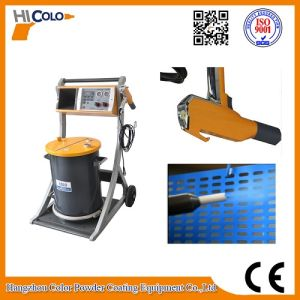 Colo Manual Powder Coating Paint Equipment for Sale pictures & photos