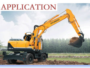 for Doosan Dh80go Track Group pictures & photos