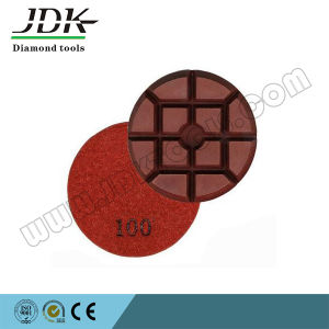 100mm Diamond Wet Floor Polishing Pads for Granite, Grit 3000 pictures & photos