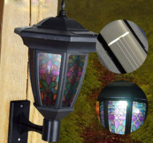 New Solar Wall Lamp, Solar Outdoor Wall Lamp pictures & photos