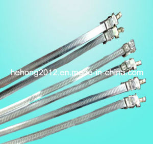 Stainless Steel Clamps for Flexible Ducts pictures & photos