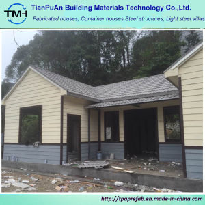 Tpa Hot Sale Prefabricated House Light Steel Frame pictures & photos
