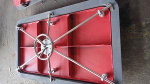 Quick Open&Closing Aluminium Weathertight Door pictures & photos