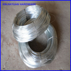 Reliable Supplier 21ga Galvanized Binding Iron Wire pictures & photos