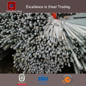 Cold Drawn Round Steel Bars with Polish Surface Treament pictures & photos